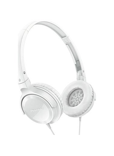 Pioneer SE-MJ512-W Kulaküstü Kulaklık Beyaz